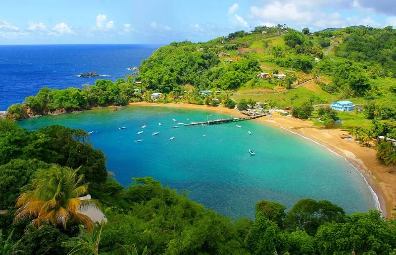 Tobago - Caribbean Islands for Family Vacations