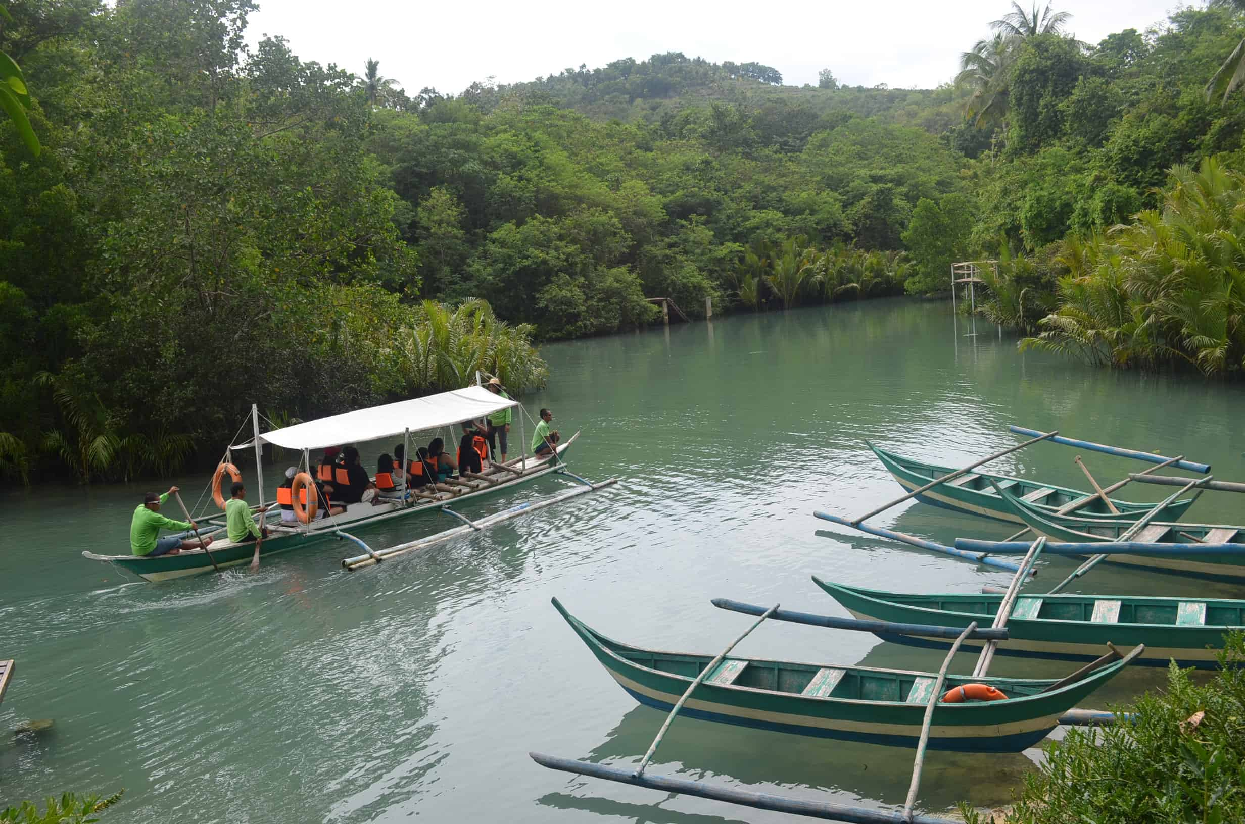 Bojo River Cruise - Best Things To Do In Cebu, Philippines