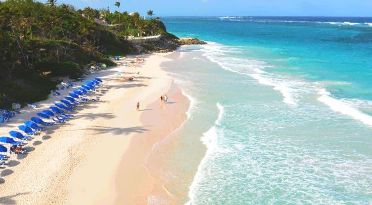 Crane Beach, Barbados - Best Caribbean Beaches to Visit