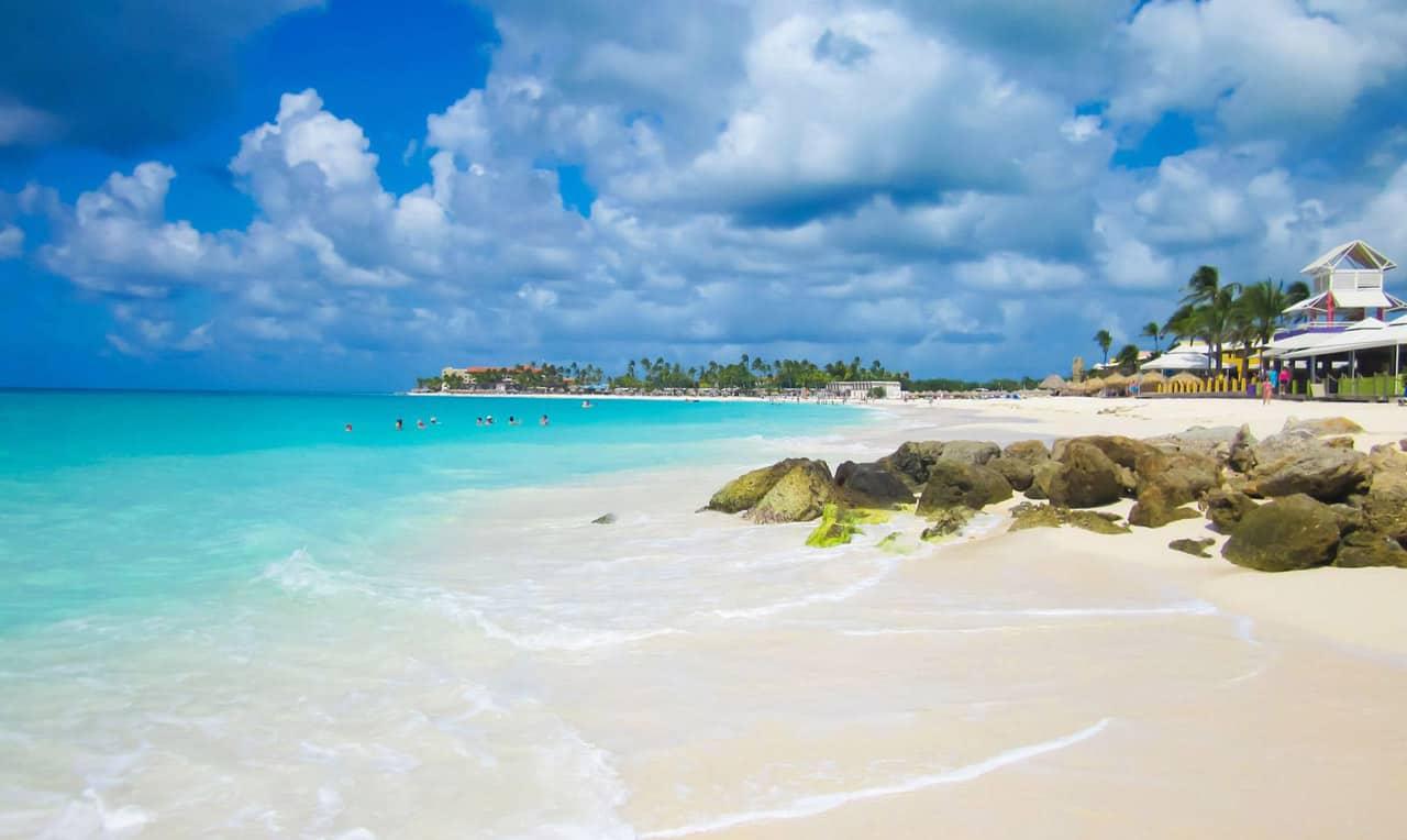 Eagle Beach, Aruba - Best Caribbean Beaches to Visit