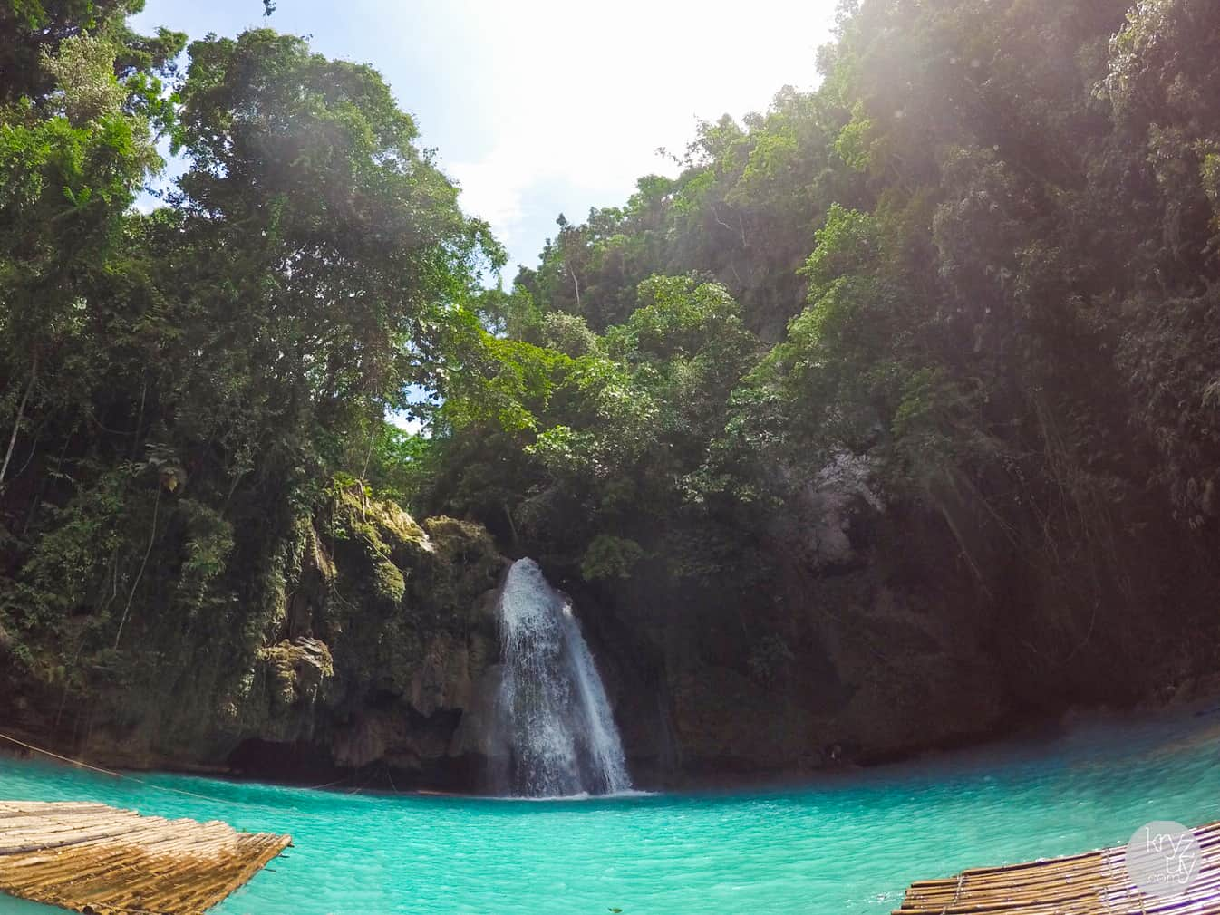 Kawasan Falls - Best Things To Do In Cebu, Philippines
