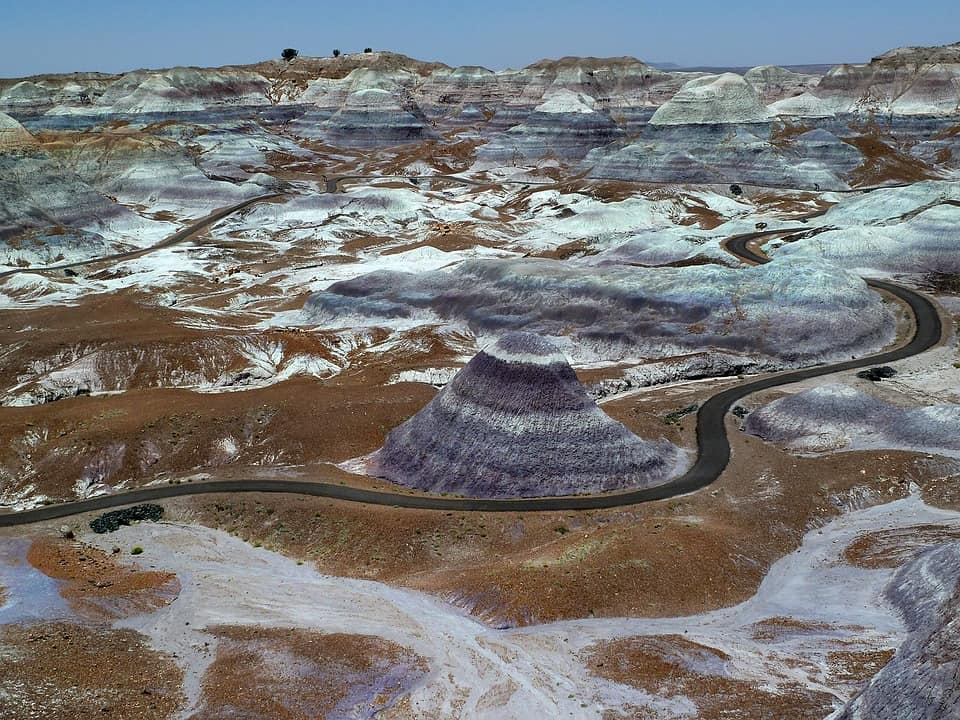 Petrified Forest - Best Places to Visit in Arizona