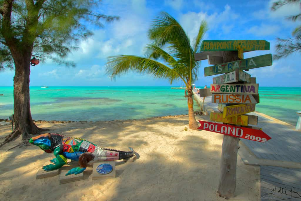 Rum Point - Cayman Islands With Kids