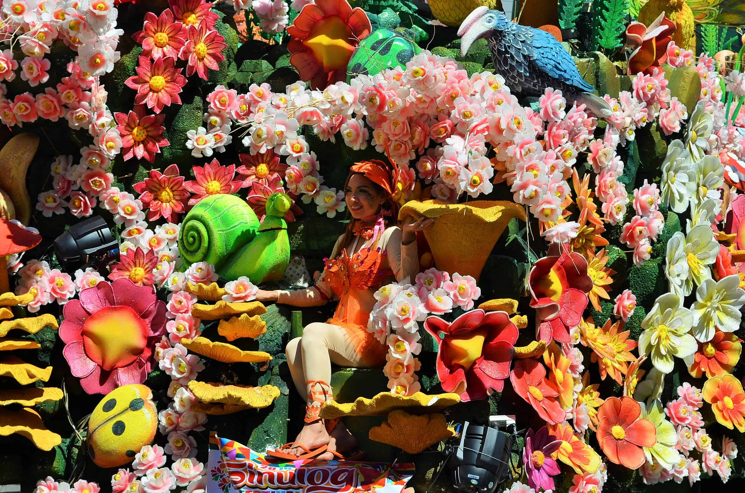 Sinulog Festival - Best Things To Do In Cebu, Philippines