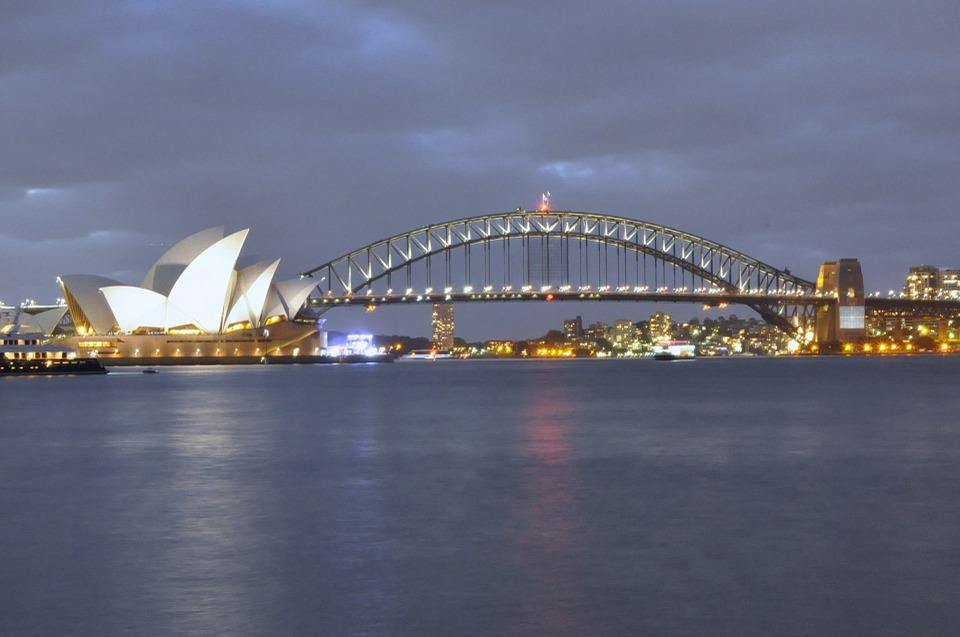 Sydney Harbour Bridge - Fun Things to Do in Australia
