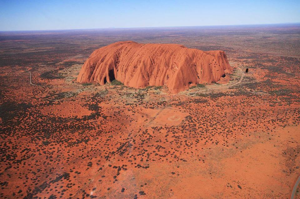 Uluru in the Kata Tjuta National Park - Fun Things to Do in Australia