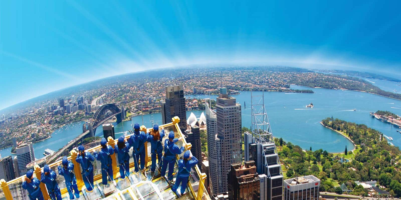 Skywalk at the Sydney Tower Eye - Best Things to Do in Sydney With Kids