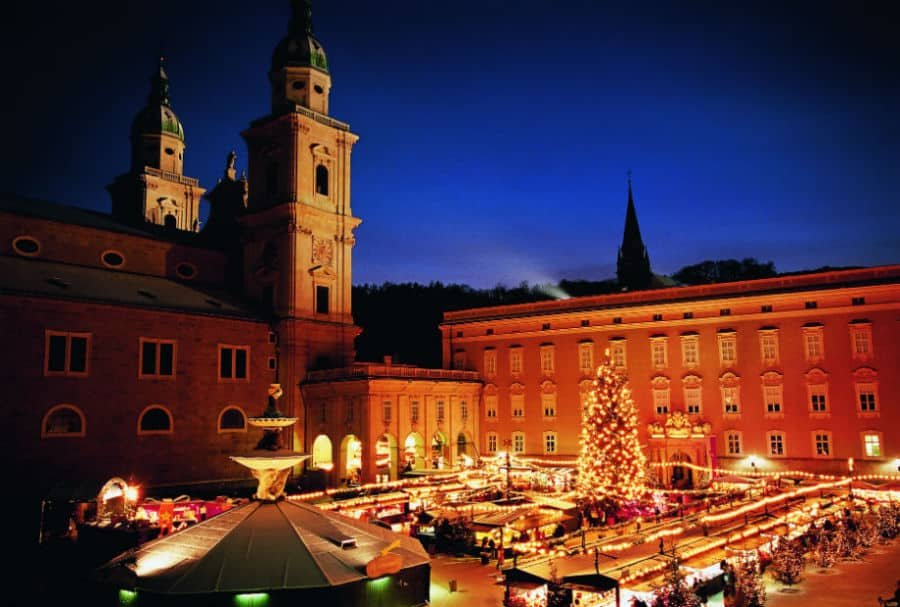 Salzburg - Best European Cities to Visit in Winter
