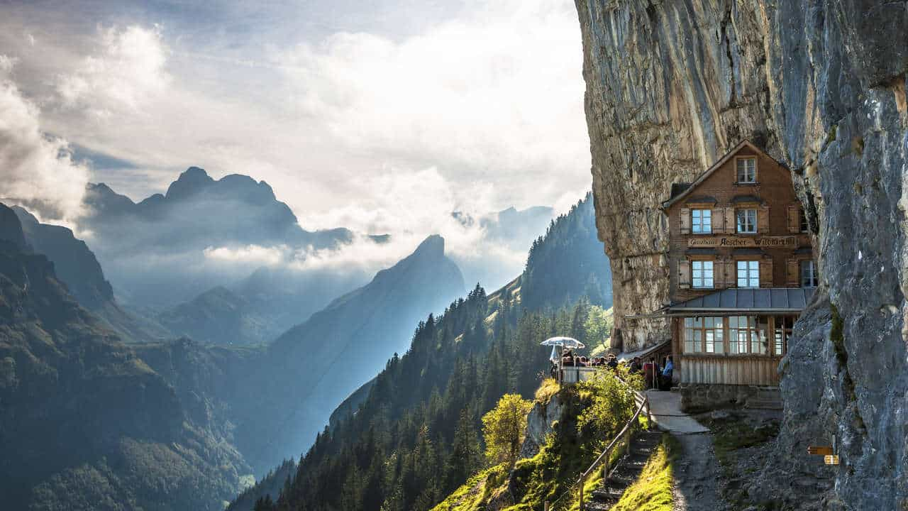 Ascher Guesthouse, Switzerland - Unique Hotels in the World