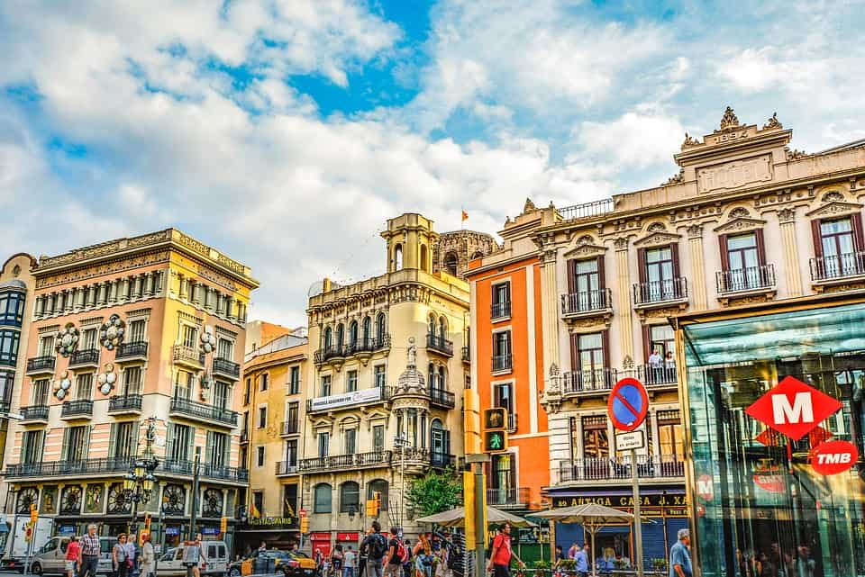 Barcelona, Spain - Best European Countries To Travel With Kids