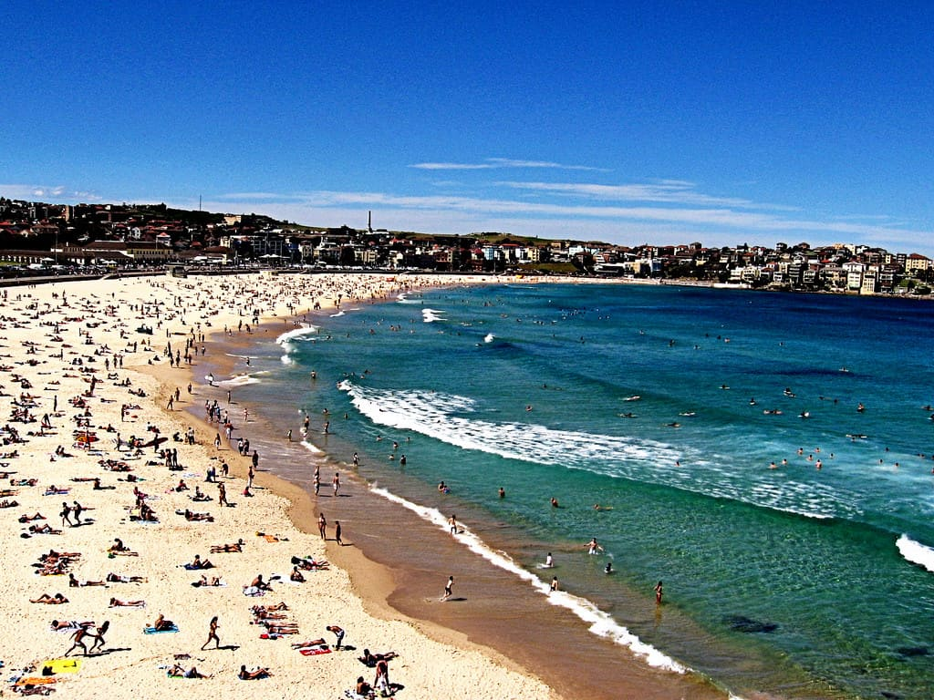 Bondi Beach - Best Things to Do in Sydney With Kids