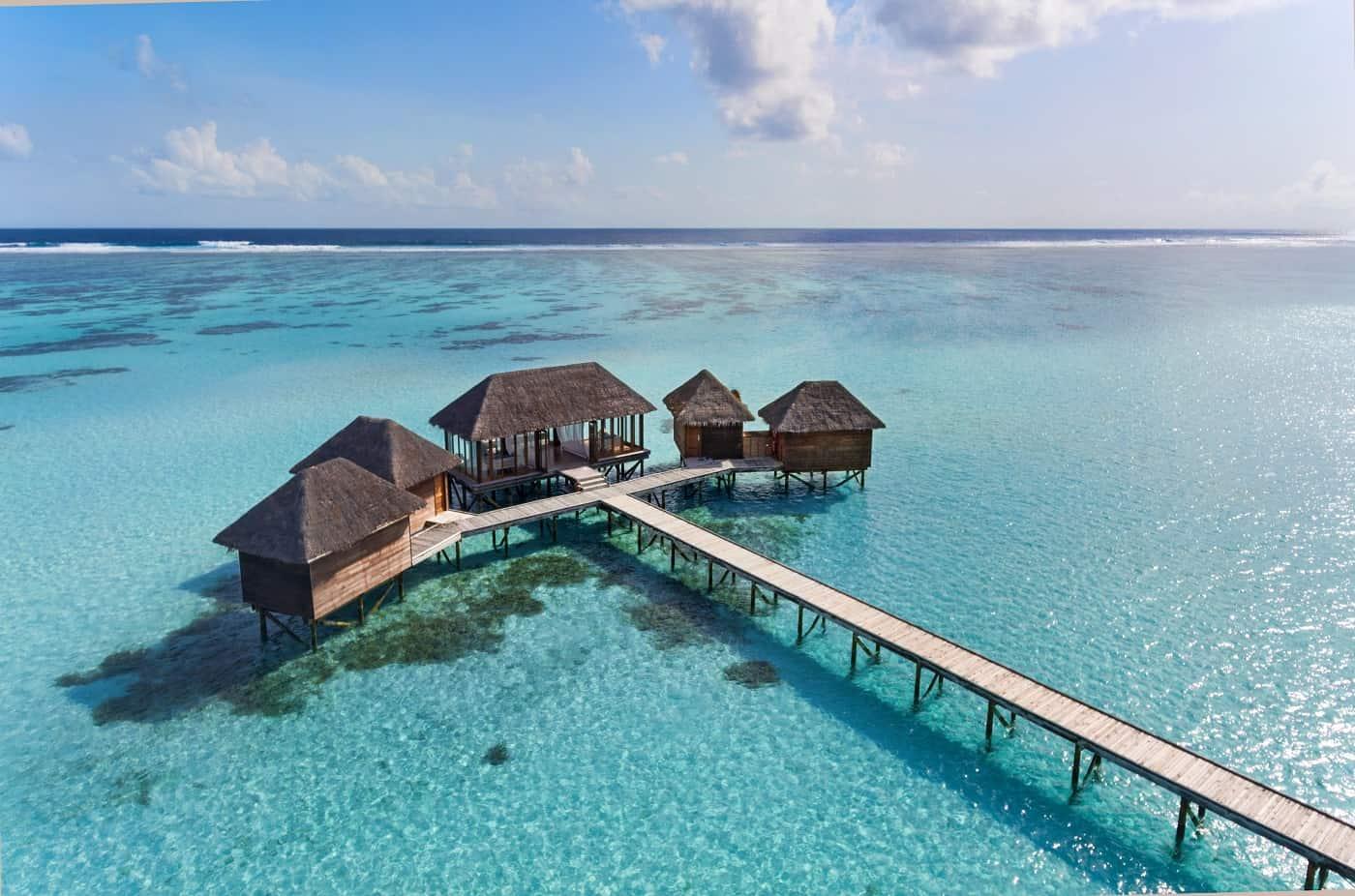 Conrad Maldives, Rangali Island - Unique Hotels in the World