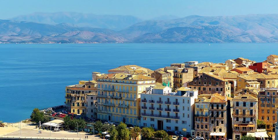 Corfu, Greece - Best European Countries To Travel With Kids