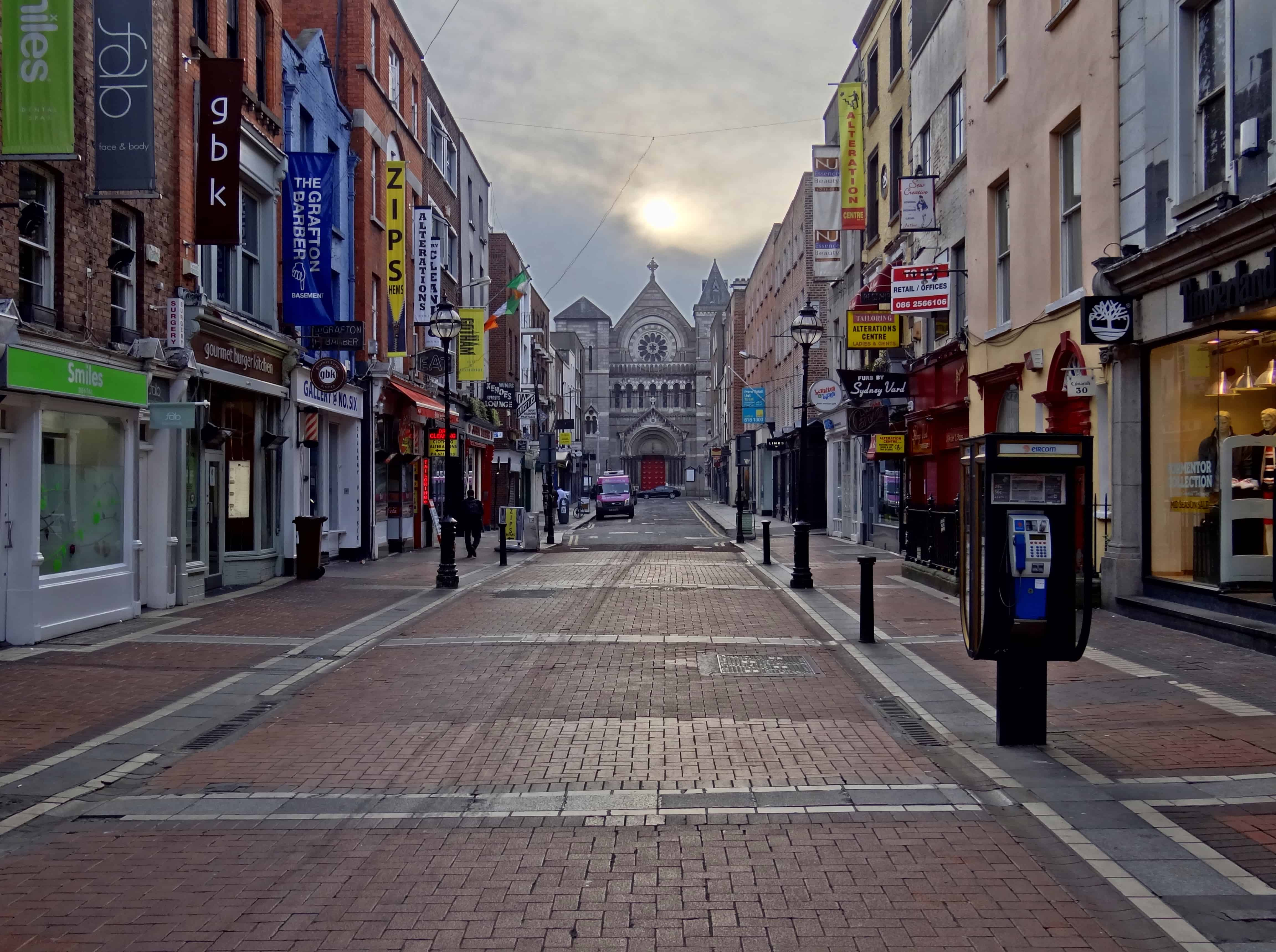 Dublin, Ireland - Best European Countries To Travel With Kids
