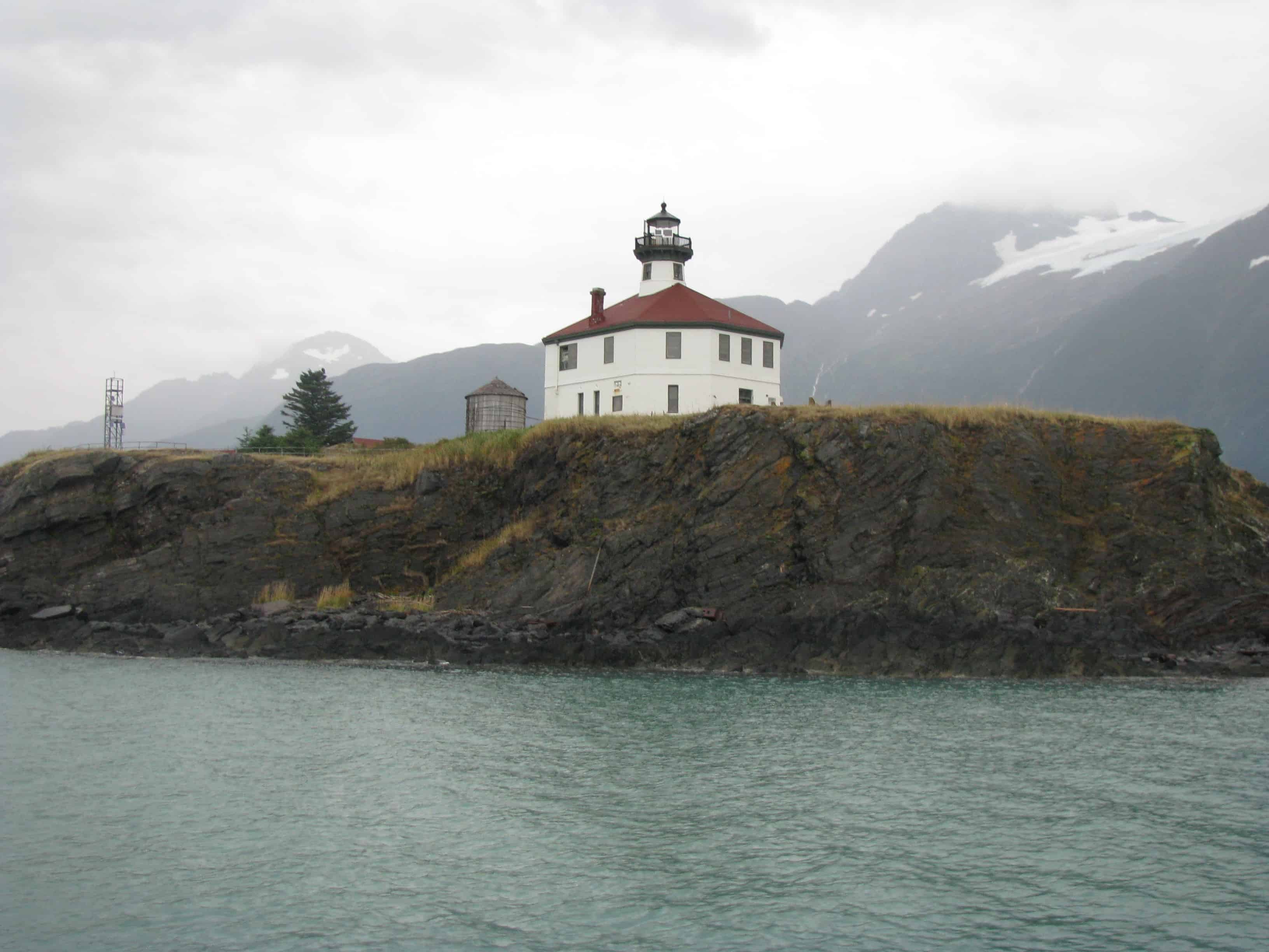 Eldred Rock Lighthouse, Eldred Rock, Alaska