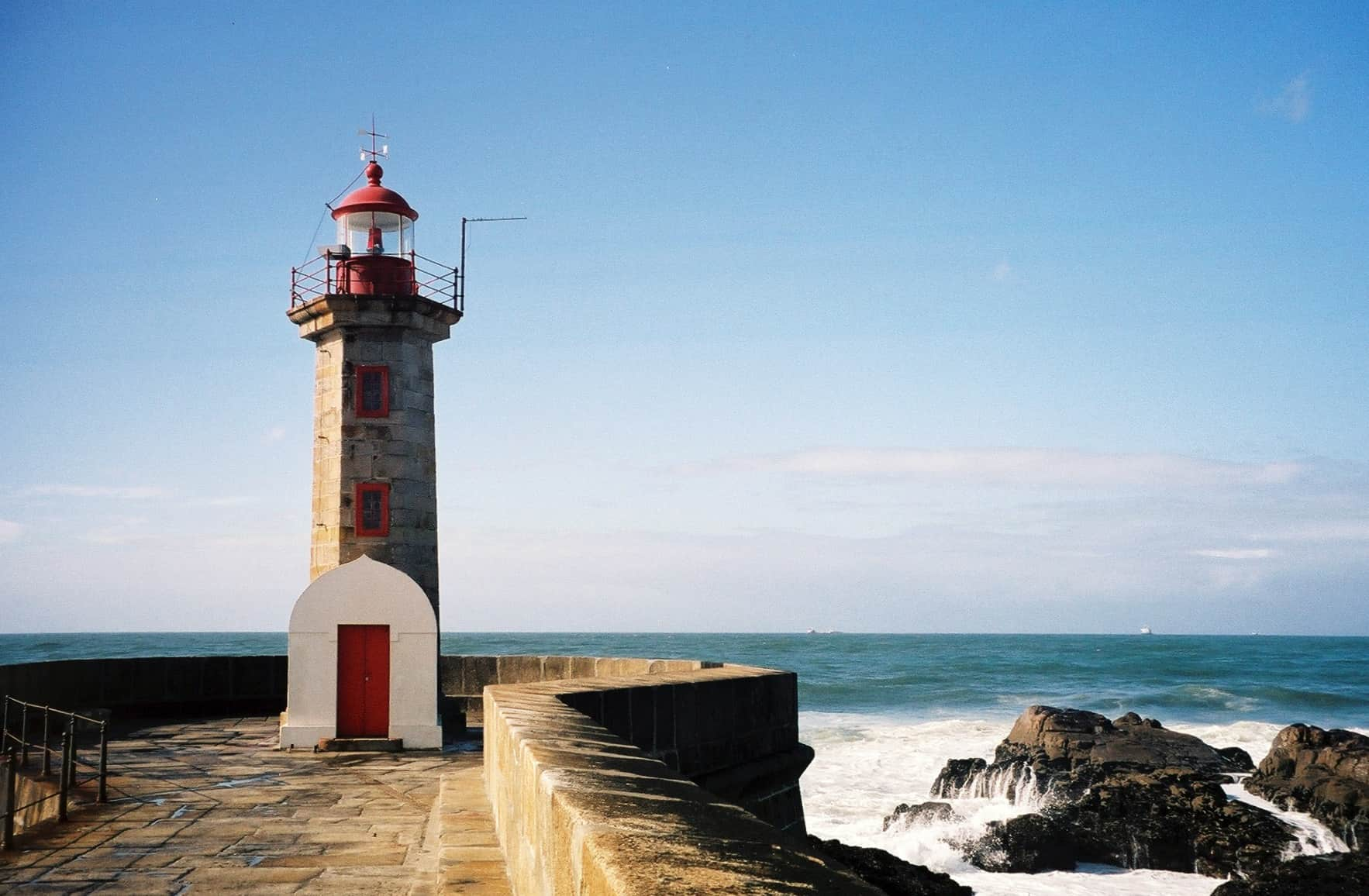 Felgueiras Lighthouse, Porto, Portugal - Best Lighthouses in the World