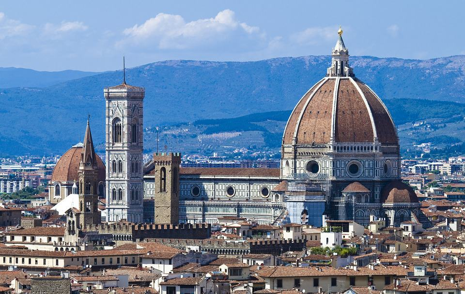 Florence, Italy - Best European Countries To Travel With Kids