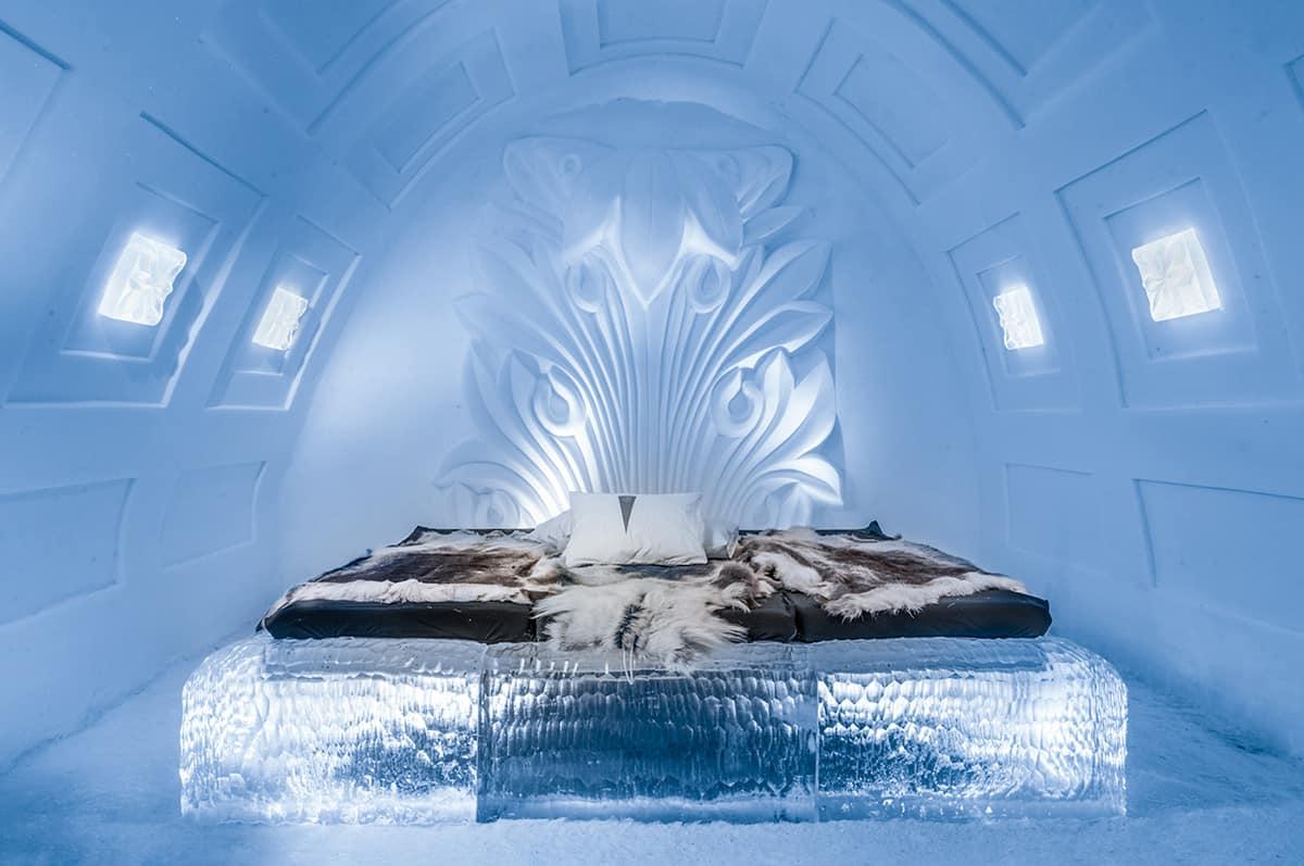 Ice Hotel, Jukkasjarvi, Sweden - Unique Hotels in the World