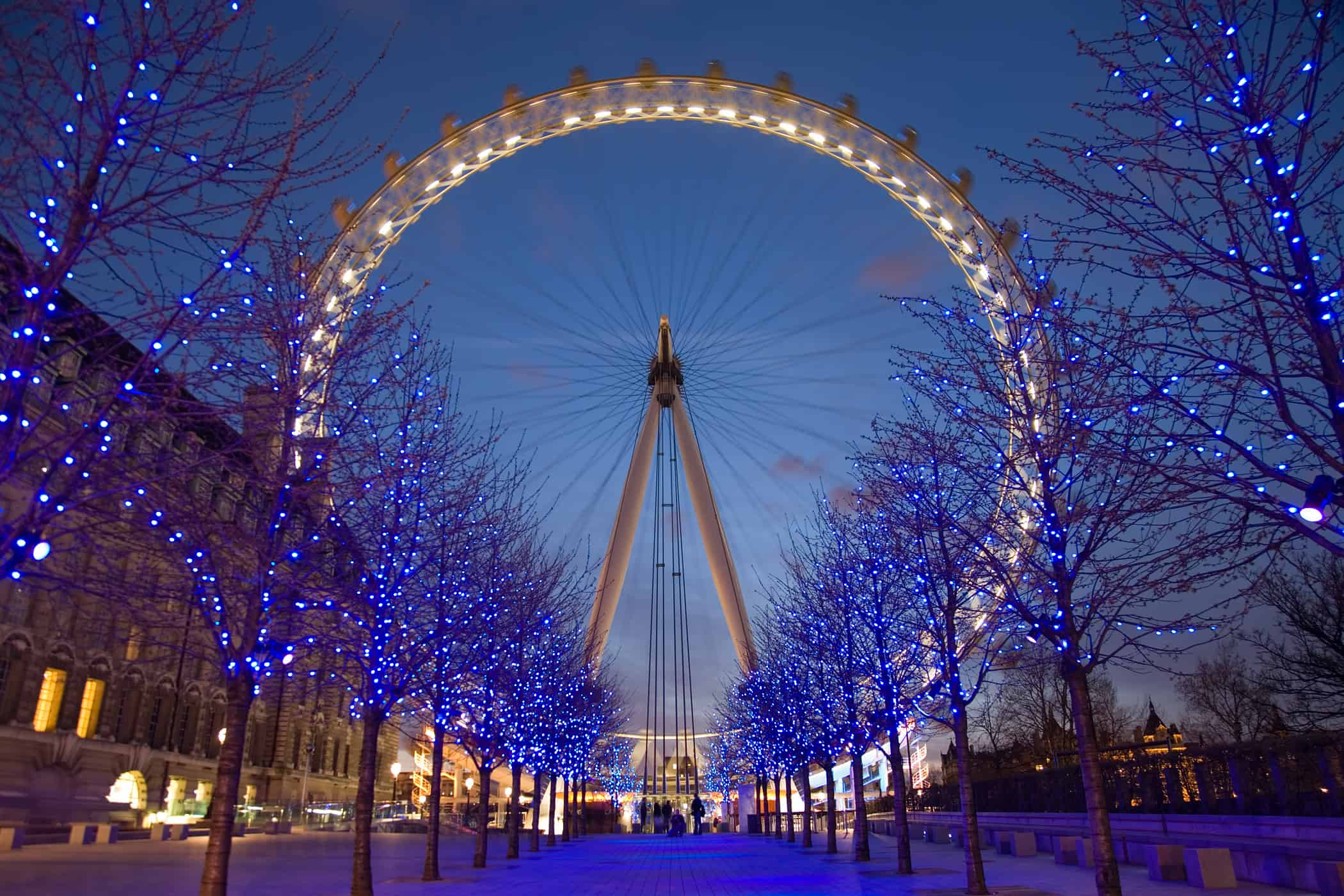 London, England - Best European Countries To Travel With Kids