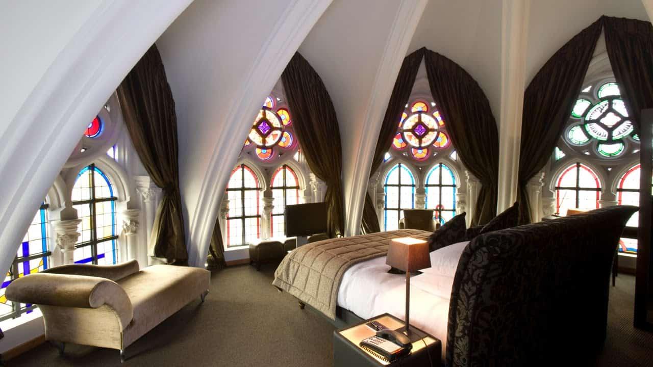 Martin's Patershof Church Hotel, Belgium - Unique Hotels in the World