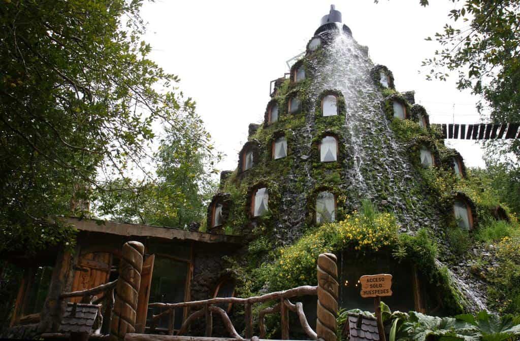 Montana Magica Lodge, Chile - Unique Hotels in the World