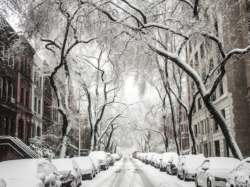 New York - Unique Places to Celebrate the Winter Holidays