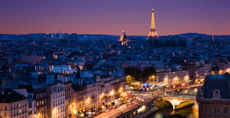 Paris, France - Best European Countries To Travel With Kids