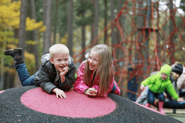 Dzintari Forest Park - Latvia with Kids