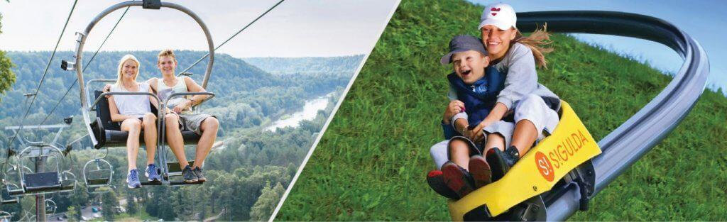 Tarzāns Sigulda Adventure Park - Latvia with Kids