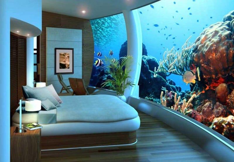 Poseido Undersea Resort, Fiji - Unique Hotels in the World