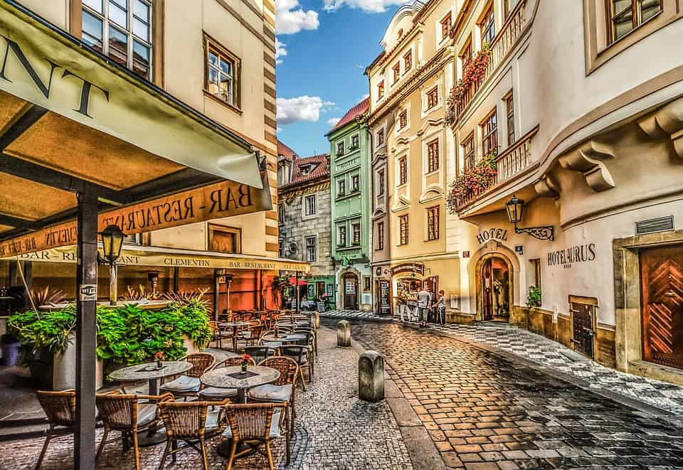 Prague, Czech Republic - Best European Countries To Travel With Kids