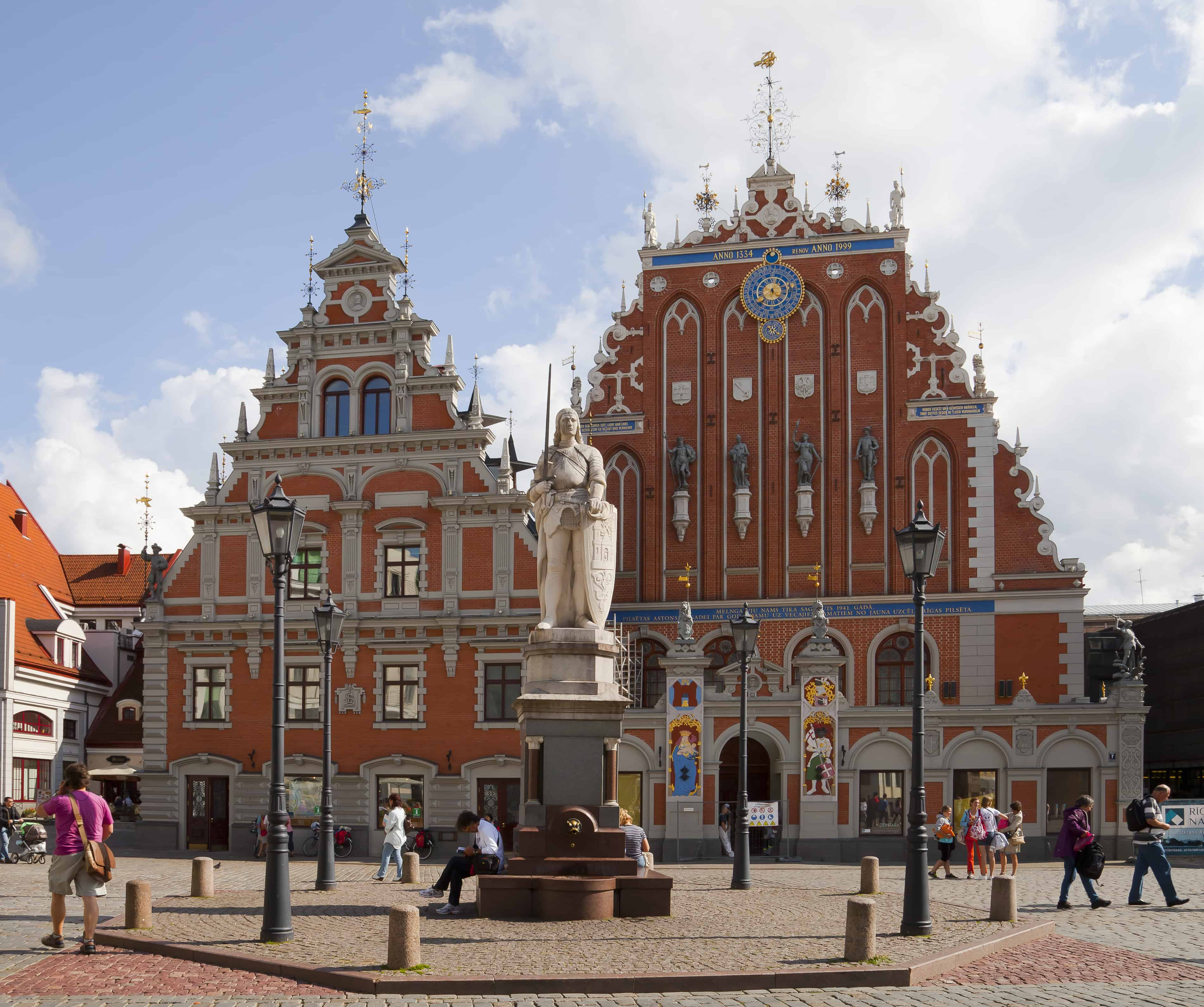 Riga, Lativa - Best European Countries To Travel With Kids