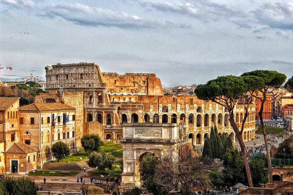 Rome, Italy - Best European Countries To Travel With Kids