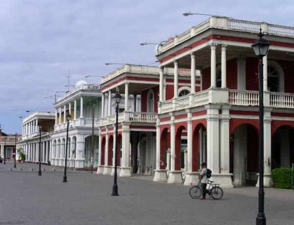 Granada's Colonial Buildings