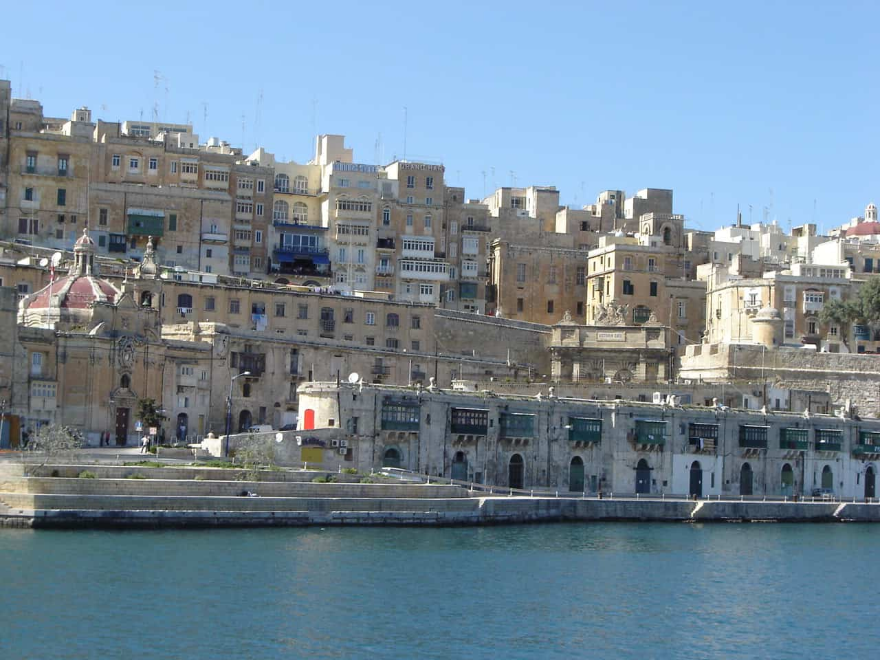 Valletta, Malta - Best European Countries To Travel With Kids