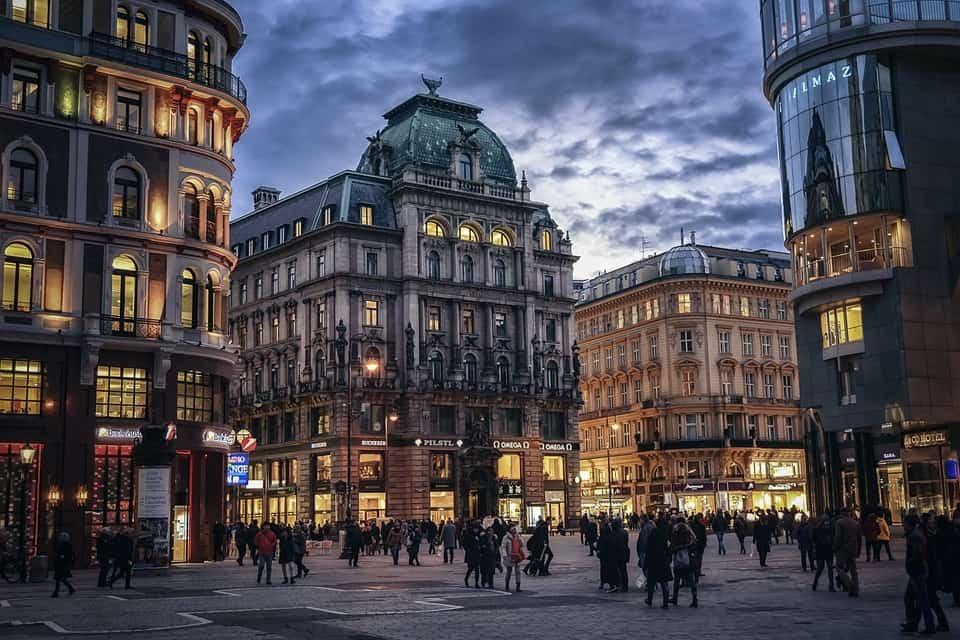 Vienna, Austria - Best European Countries To Travel With Kids