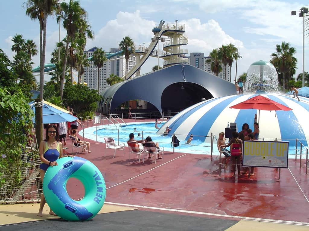 Wet-n-Wild - Best Things to Do in Sydney With Kids