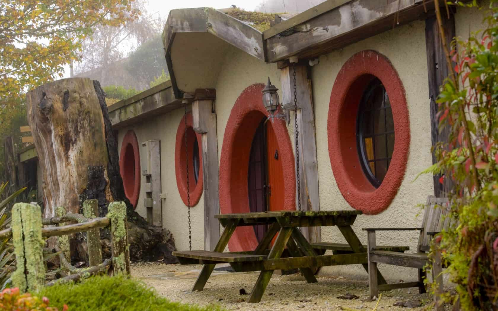 The Hobbit Motel, New Zealand - Unique Hotels in the World