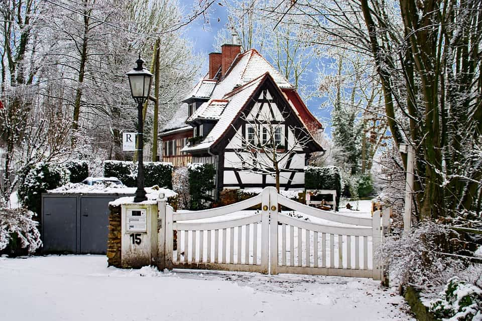 Frankfurt, Germany - Unique Places to Celebrate the Winter Holidays