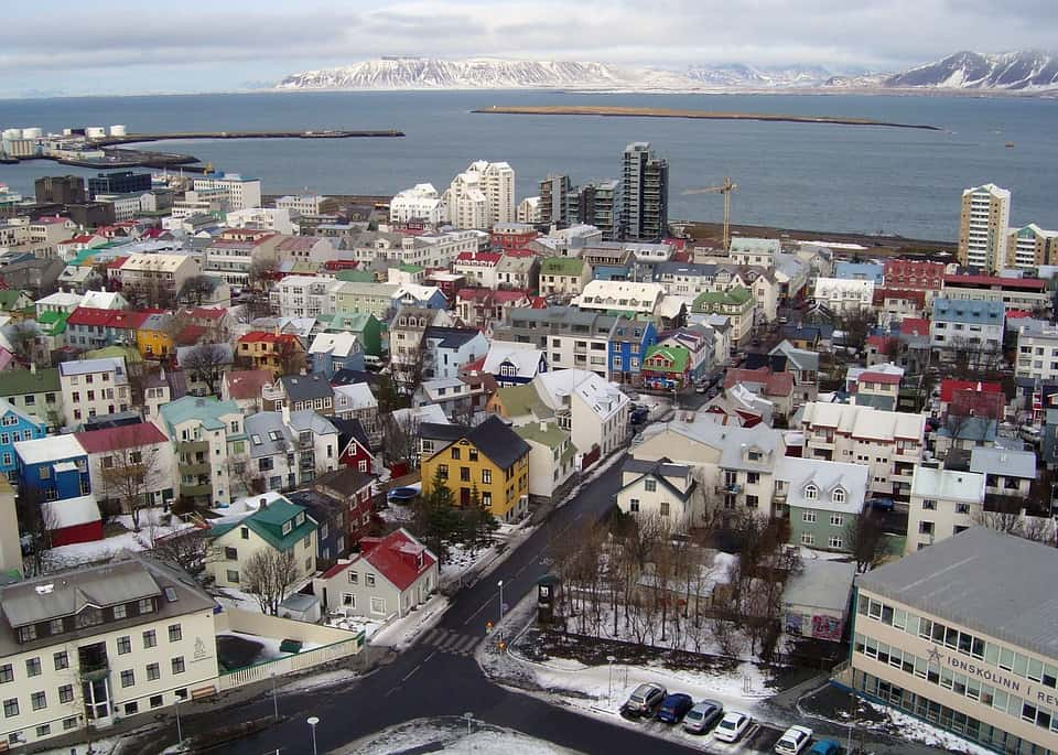Reykjavik, Iceland - Best European Countries To Travel With Kids