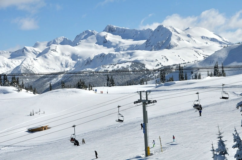 Whistler, Canada - Unique Places to Celebrate the Winter Holidays