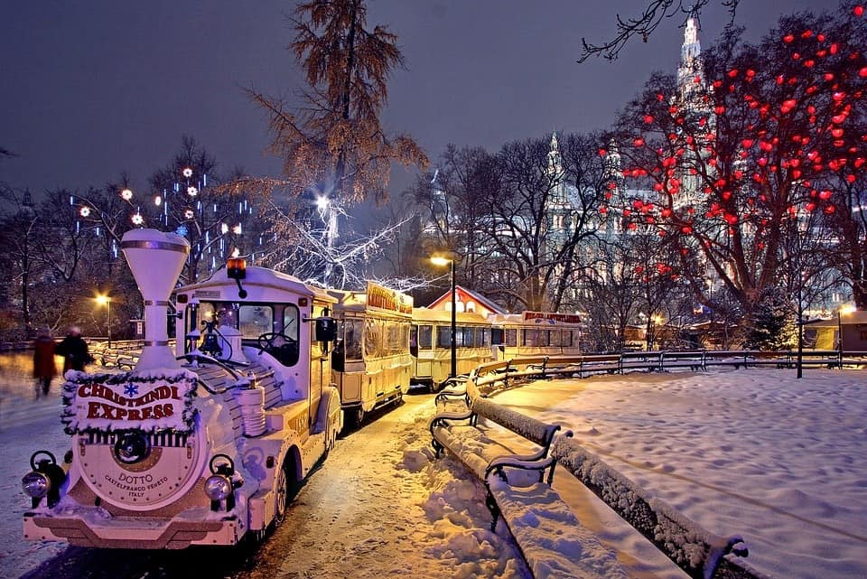 Vienna - Best European Cities to Visit in Winter
