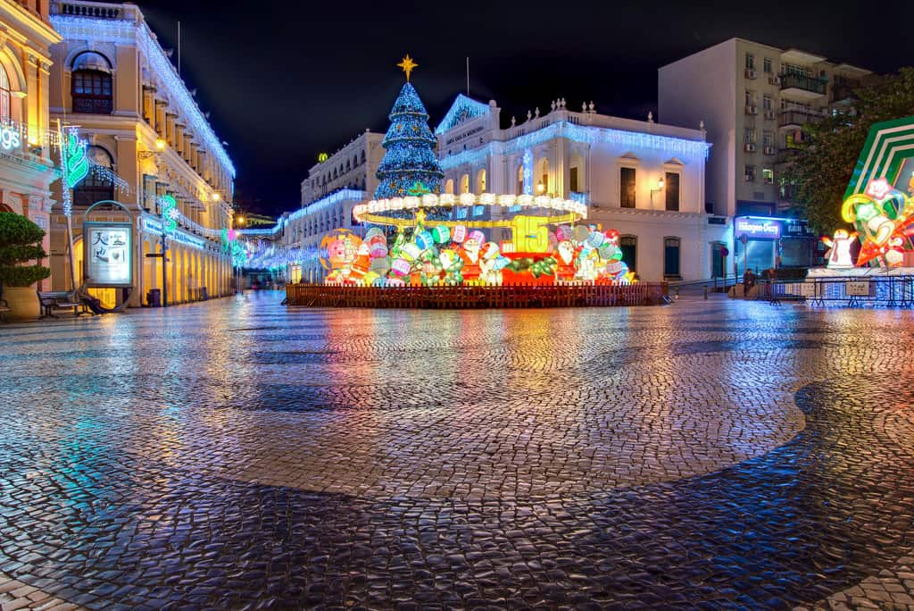 Senado Square - Best Things to do in Macau