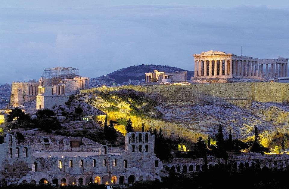 Athens - Best places to visit in February