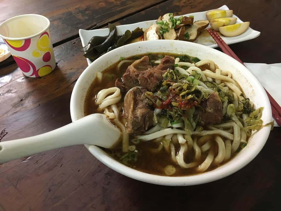 Beef Noodles - Taiwan's Best Foods