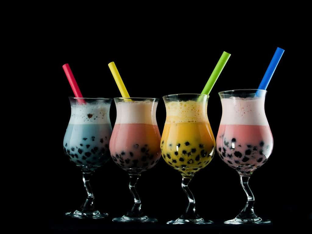 Bubble Milk Tea - Taiwan's Best Foods