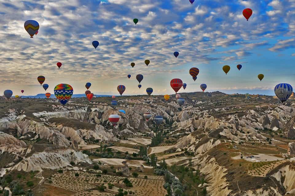 Cappadocia, Turkey - Magical Places You Won't Believe Exist In The World