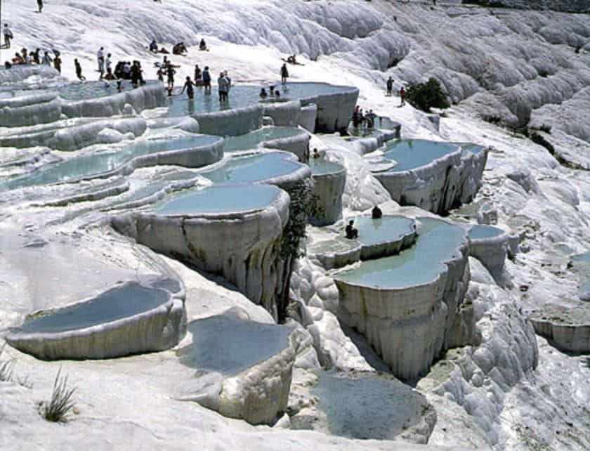 Pamukkale, Turkey - Magical Places You Won't Believe Exist In The World