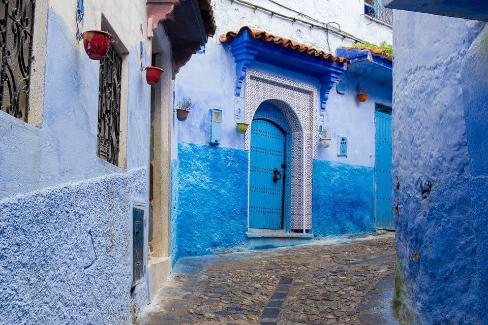 Chefcaouen, Morocco
