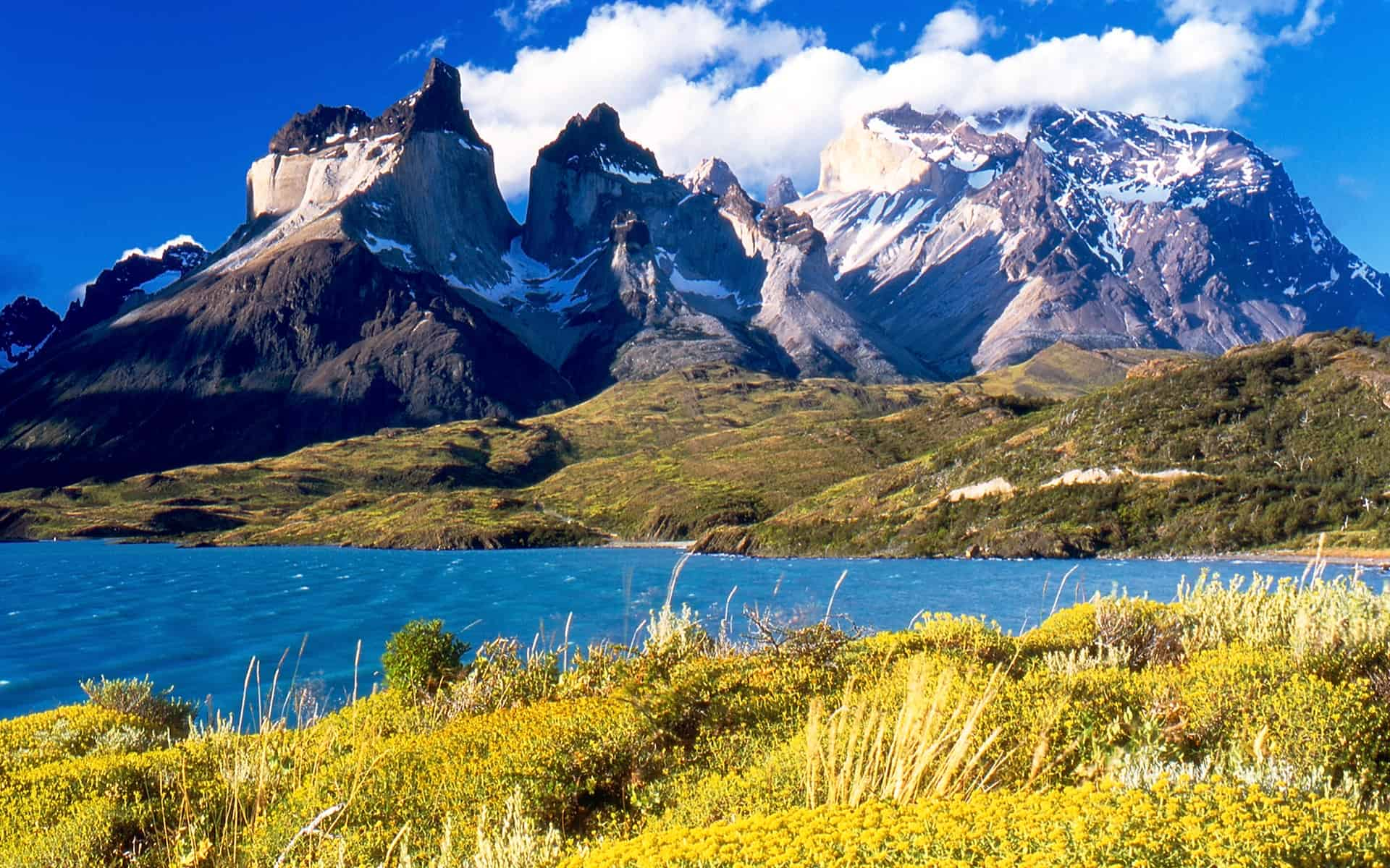Torres del Paine National Park, Patagonia, Chile - Magical Places You Won't Believe Exist In The World